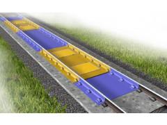 Весы тензометрические вагонные ВТВ-С