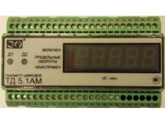Тахометры цифровые микропроцессорные ТД5