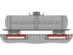 Весы вагонные электронные РД-Д