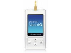 Системы контроля уровня глюкозы в крови (глюкометры) портативные OneTouch Verio IQ