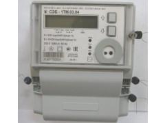 Счетчики электрической энергии многофункциональные СЭБ-1ТМ.03