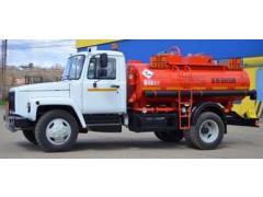 Автоцистерны и автотопливозаправщики АЦ и АТЗ мод. 4389