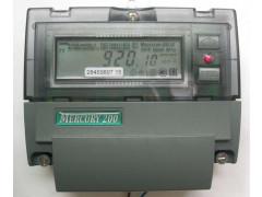 Счетчики ватт-часов активной энергии переменного тока статические Меркурий 200