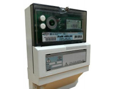 Счетчики электрической энергии трехфазные статические РиМ 489.23, РиМ 489.24, РиМ 489.25, РиМ 489.30, РиМ 489.32, РиМ 489.34, РиМ 489.36, РиМ 489.38