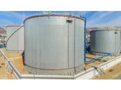 Резервуары стальные вертикальные цилиндрические теплоизолированные РВС-37000