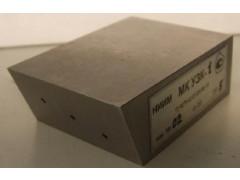 Меры калибровочные (эталонные) для средств ультразвукового неразрушающего контроля сварных соединений МК УЗК