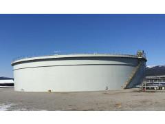 Резервуары стальные вертикальные цилиндрические с плавающей крышей РВСПК-100000