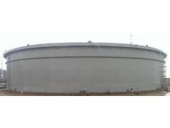 Резервуар вертикальный стальной с плавающей крышей М0041-ТК-В009