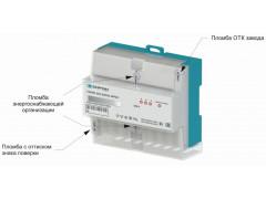 Счетчики электрической энергии статические трехфазные ТОПАЗ 3