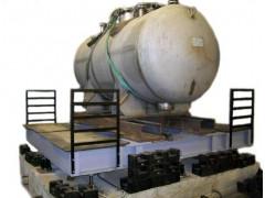 Устройство весоизмерительное специальное для заправки изделий компонентами топлива УВДМ