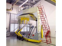 Система автоматическая для измерений сил и крутящих моментов сил АВ-203