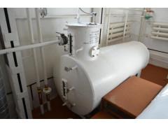 Мерник металлический технический 1-го класса горизонтальный МТГ-200