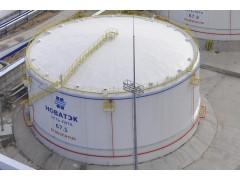 Резервуары стальные вертикальные с понтоном РВСП-30000