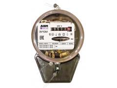 Счетчики электрической энергии однофазные индукционные ЭУ10М