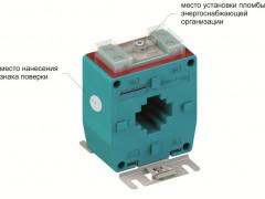 Трансформаторы тока измерительные ТШП-Э, ТОП-Э, ТОПН-Э, ТШПР-Э 0,66 кВ