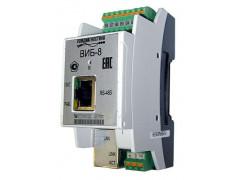 Приборы для измерения параметров вибрации многоканальные ВИБ-8