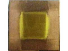 Набор мер толщины покрытий золота на бронзе