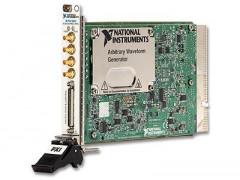 Генераторы сигналов произвольной формы модульные NI PXI-5402