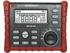 Мегаомметры цифровые МЕГОМ-300