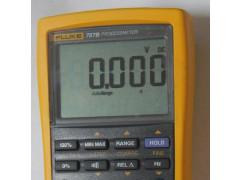 Мультиметры с функцией калибратора петли Fluke 787B