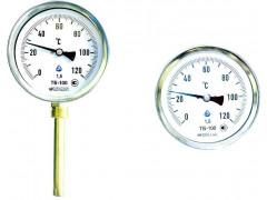 Термометры биметаллические ТБ, ТБТ, ТБИ