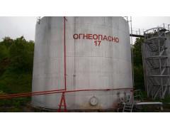 Резервуары стальные вертикальные цилиндрические РВС-1000, РВС-2000, РВС-3000, РВС-5000