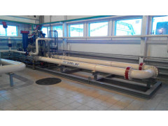 Установка поверочная трубопоршневая двунаправленная DANIEL-200