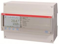 Счетчики электрической энергии трехфазные электронные B23, B24, A43, A44