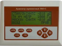 Аудиометры ЭХО-С01, ЭХО-Д01, ЭХО-К01