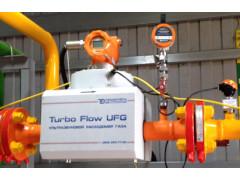Расходомер-счетчик газа ультразвуковой Turbo Flow UFG - F
