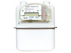 Счетчики газа с электронным термокомпенсатором СГБЭТ Сигма