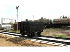 Весы вагонные тензометрические ВВСД-03