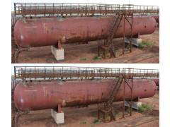 Резервуары стальные горизонтальные цилиндрические ПС-200