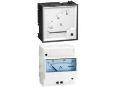 Амперметры щитовые аналоговые со сменными шкалами AMP