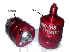 Датчики температуры ДТ-П100-М8