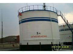Резервуары стальные вертикальные цилиндрические РВС-700, РВС-1000, РВС-2000, РВС-3000
