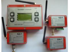 Комплексы универсальные беспроводные датчиковой и преобразующей аппаратуры УБК ДПА