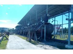 Система автоматизированная налива светлых нефтепродуктов в железнодорожные цистерны