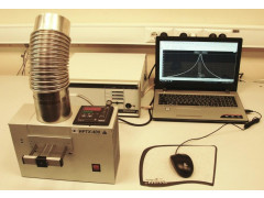 Установка для измерения радиотехнических характеристик диэлектрических материалов в диапазоне температур от 20 до 400 °C ИРТХ-400