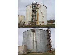 Резервуары вертикальные стальные цилиндрические РВС-2000, РВС-11000