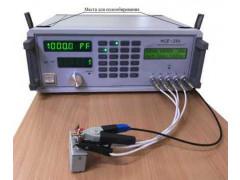 Приборы для измерений электрической емкости и тангенса угла потерь конденсаторов МЦЕ-26А