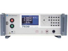 Установки для проверки параметров электрической безопасности 7630, 7631