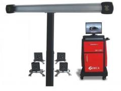 Устройства для измерений углов установки колес автомобилей V3D, DK-V3D