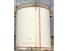 Резервуары стальные вертикальные цилиндрические РВС-3000, РВСП-3000