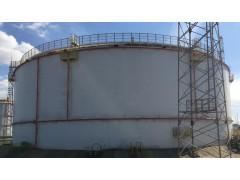 Резервуары стальные вертикальные цилиндрические РВСП-50000