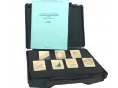Комплект мер толщины гальванических покрытий МТГП-1 (ВНС-25/Никель)
