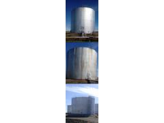 Резервуары стальные вертикальные цилиндрические РВС-700, РВС-2000, РВС-3000