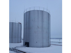 Резервуары стальные вертикальные цилиндрические РВС-1000, РВС-3000