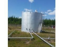 Резервуары стальные вертикальные цилиндрические РВС-400, РВС-1000