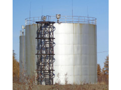 Резервуары стальные вертикальные цилиндрические РВС-400, РВС-700, РВС-1000, РВС-3000